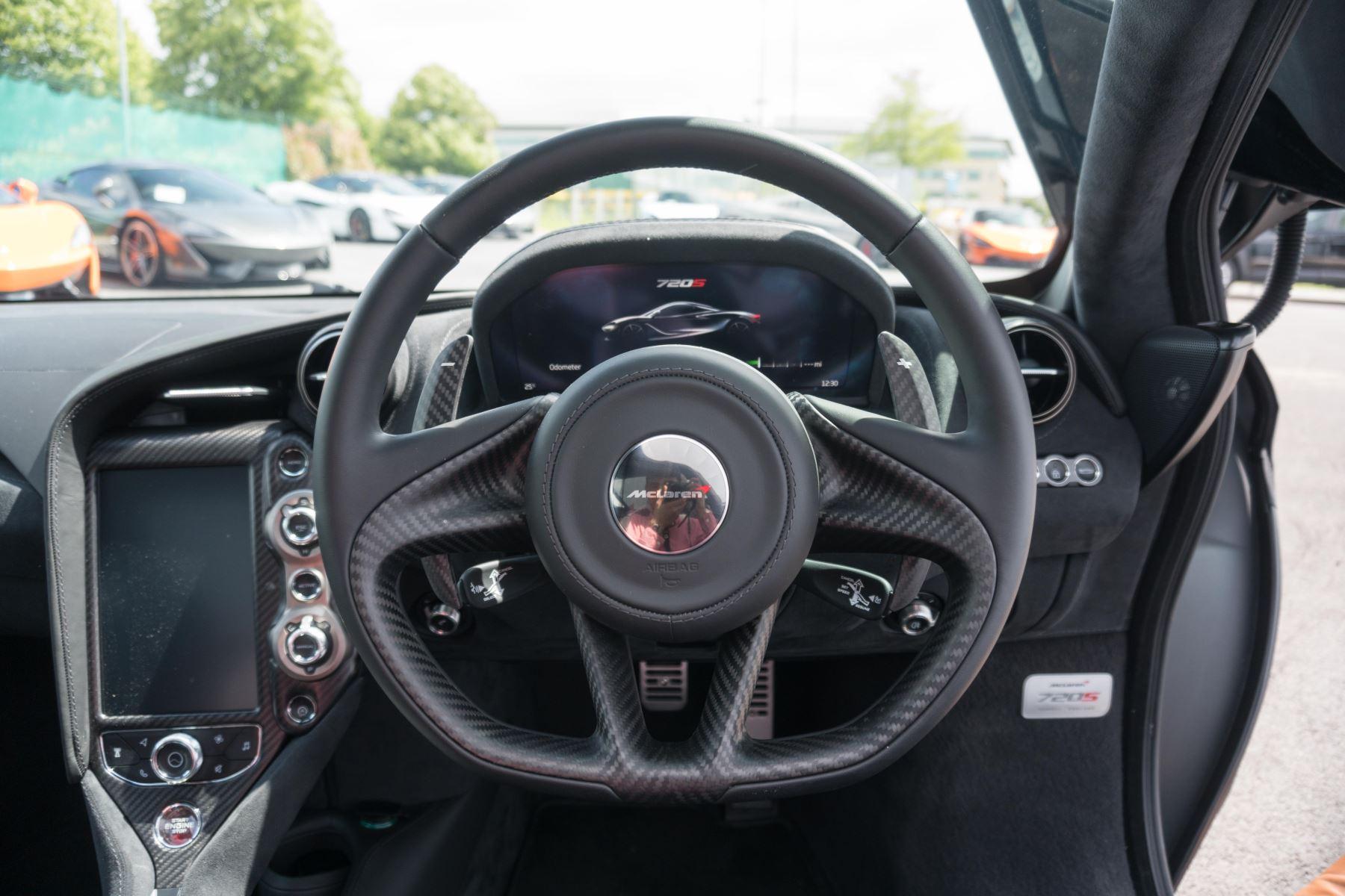 McLaren 720S V8 2dr SSG image 37