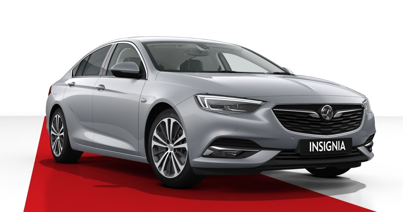 Vauxhall Insignia Grand Sport ELITE NAV 1.6 136PS Turbo D auto