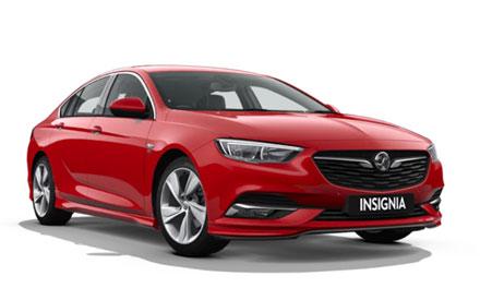 New Vauxhall Insignia Grand Sport Cars