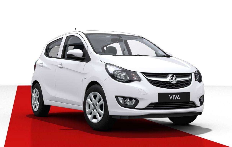 Vauxhall Viva SE 1.0i 75PS