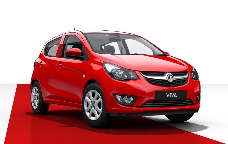 Vauxhall Viva SE 1.0i 75PS a/c