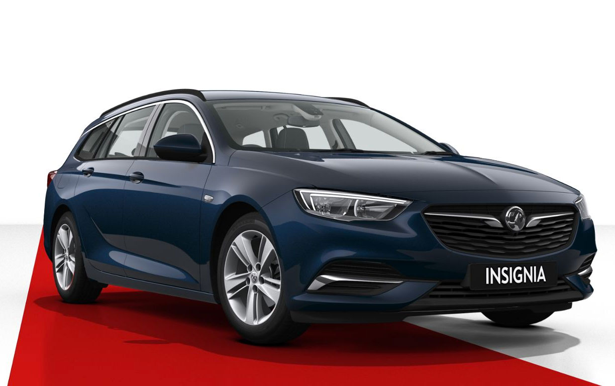 Vauxhall Insignia Sports Tourer Design 1.5T 165PS