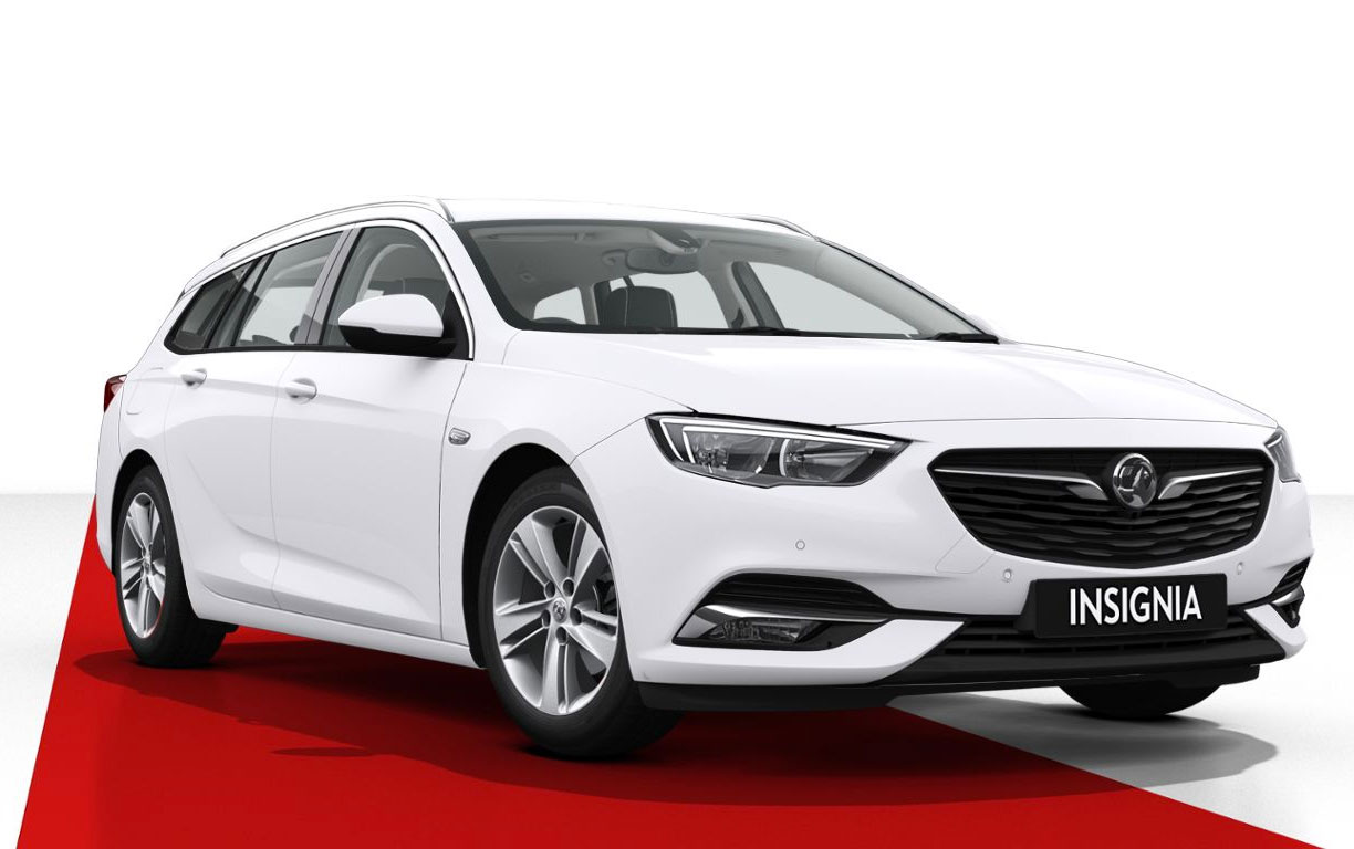 Vauxhall Insignia Sports Tourer SRi 1.5T 165PS