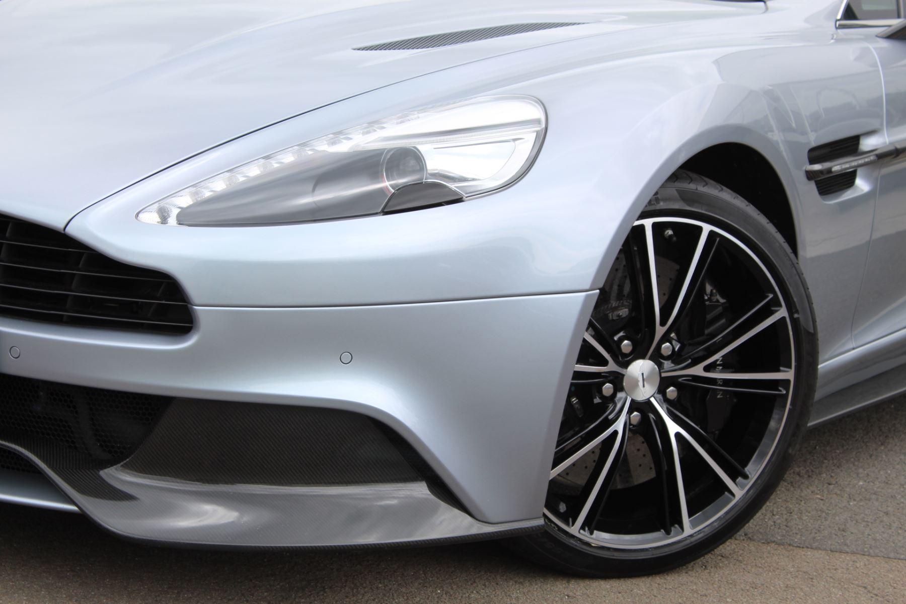 Aston Martin Vanquish V12 2+2 2dr Touchtronic image 3