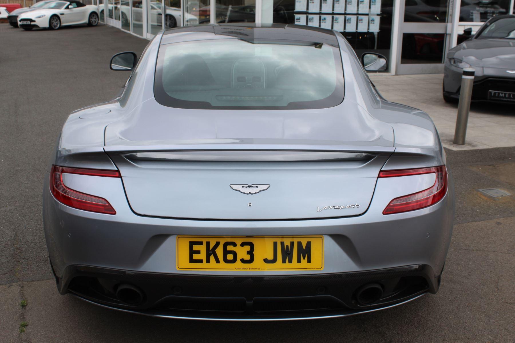 Aston Martin Vanquish V12 2+2 2dr Touchtronic image 8