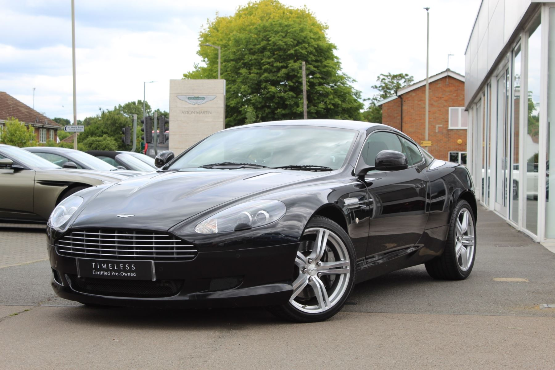 Aston Martin DB9 V12 2dr Touchtronic [470] 5.9 Automatic Coupe (2010.75) image