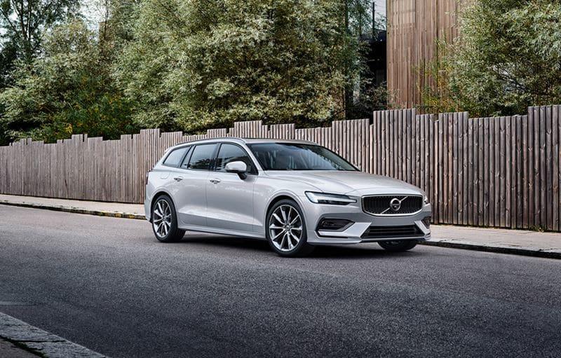 Volvo New V60