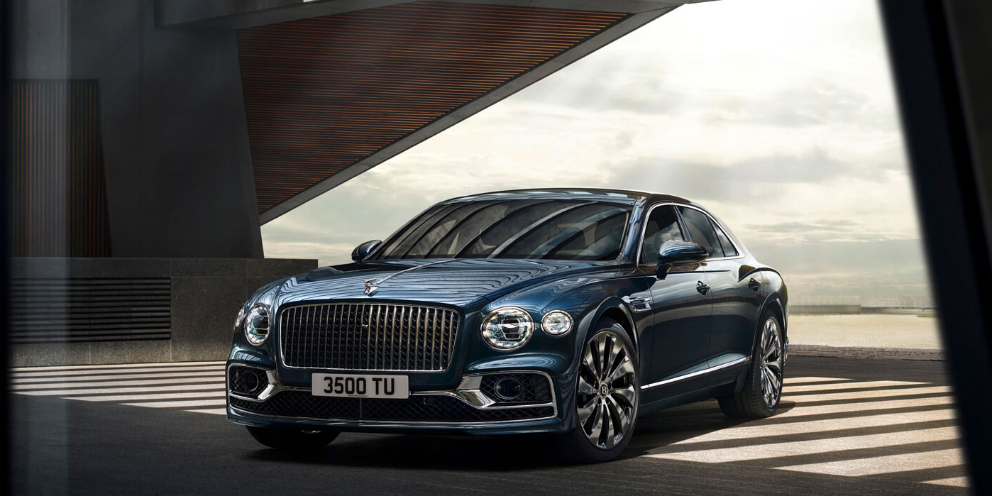 Bentley New Flying Spur - Alluring performance