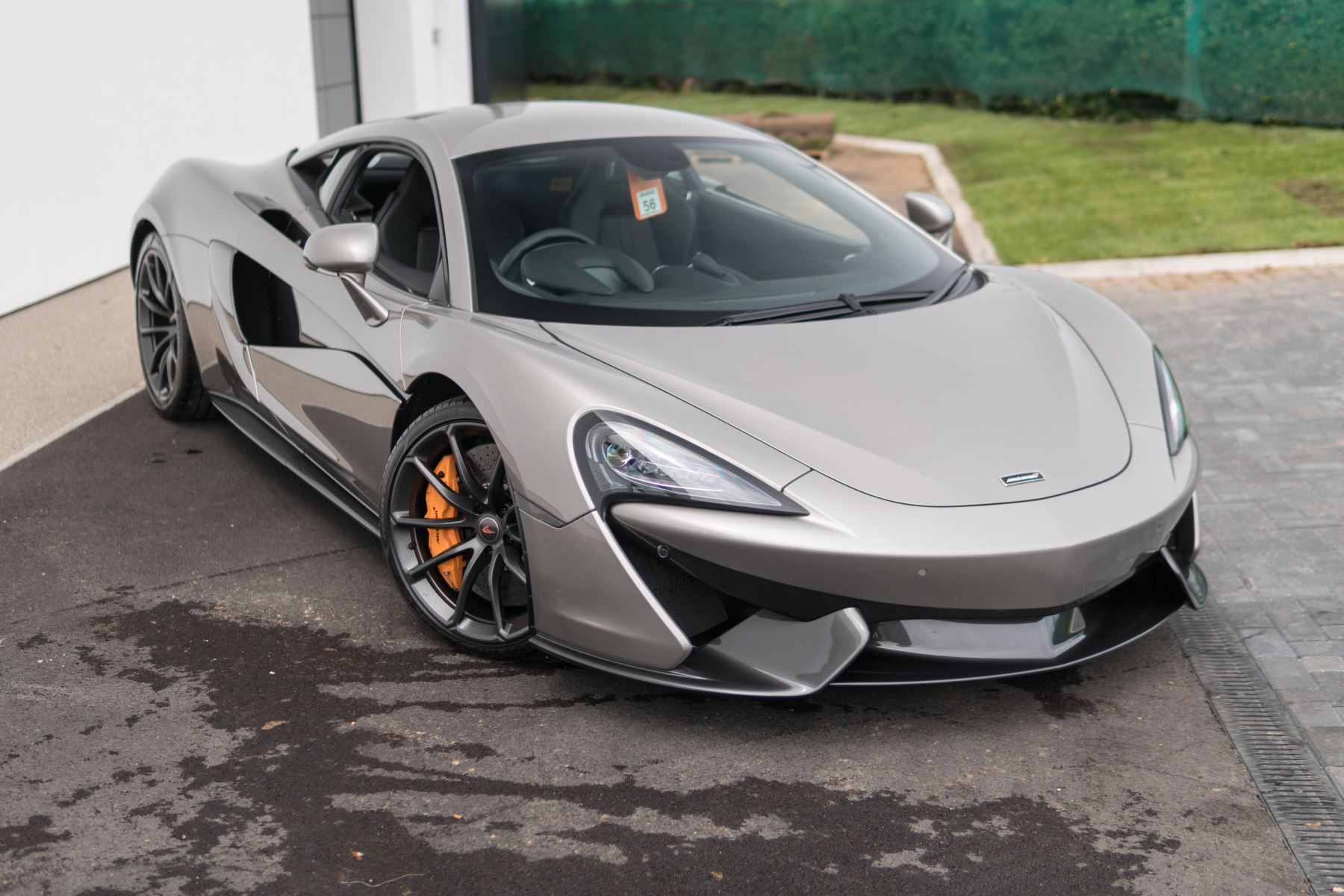McLaren 570S Coupe Coupe  3.8 Semi-Automatic 2 door (2018) image