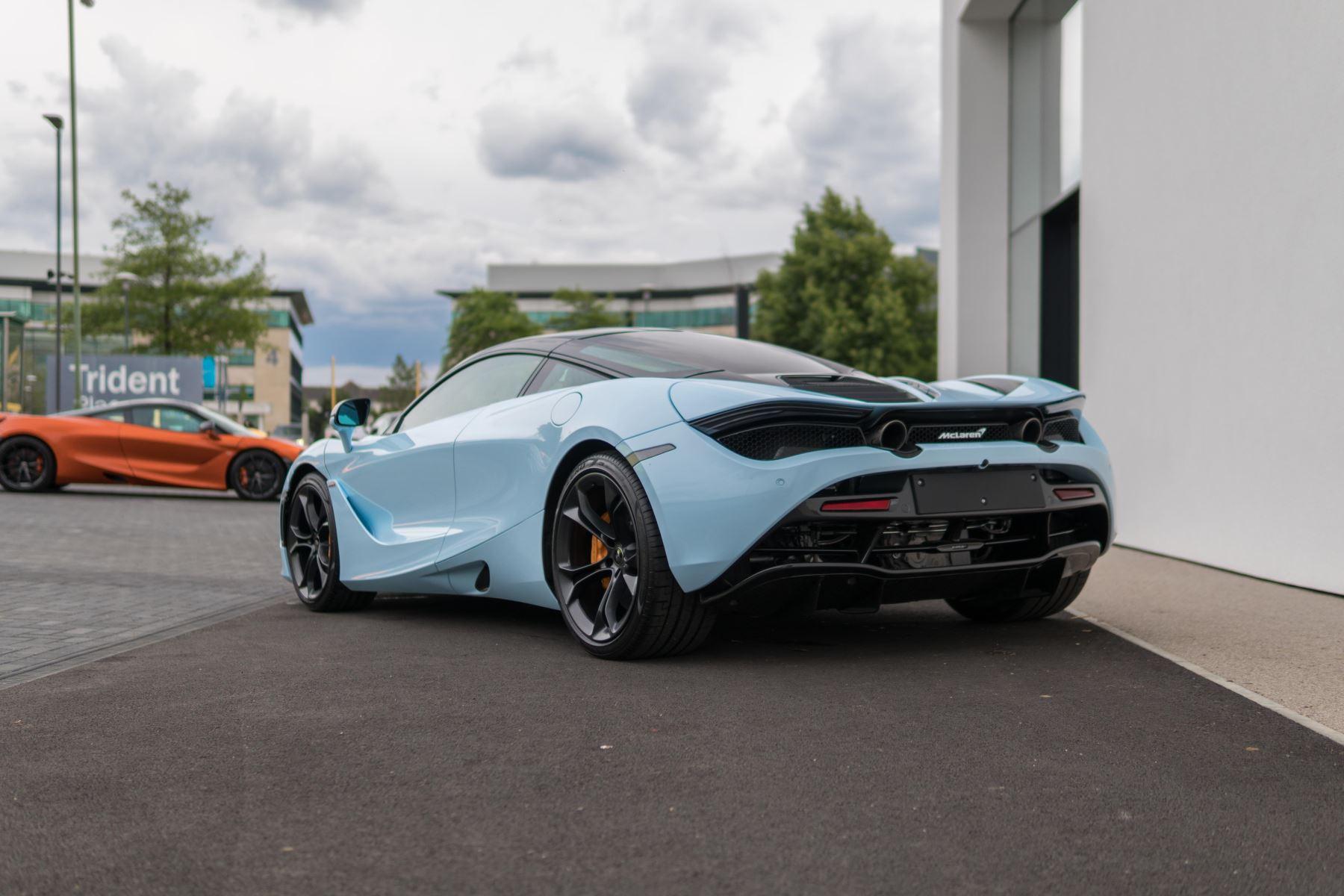 McLaren 720S V8 Performance 2dr SSG Auto Coupe image 8