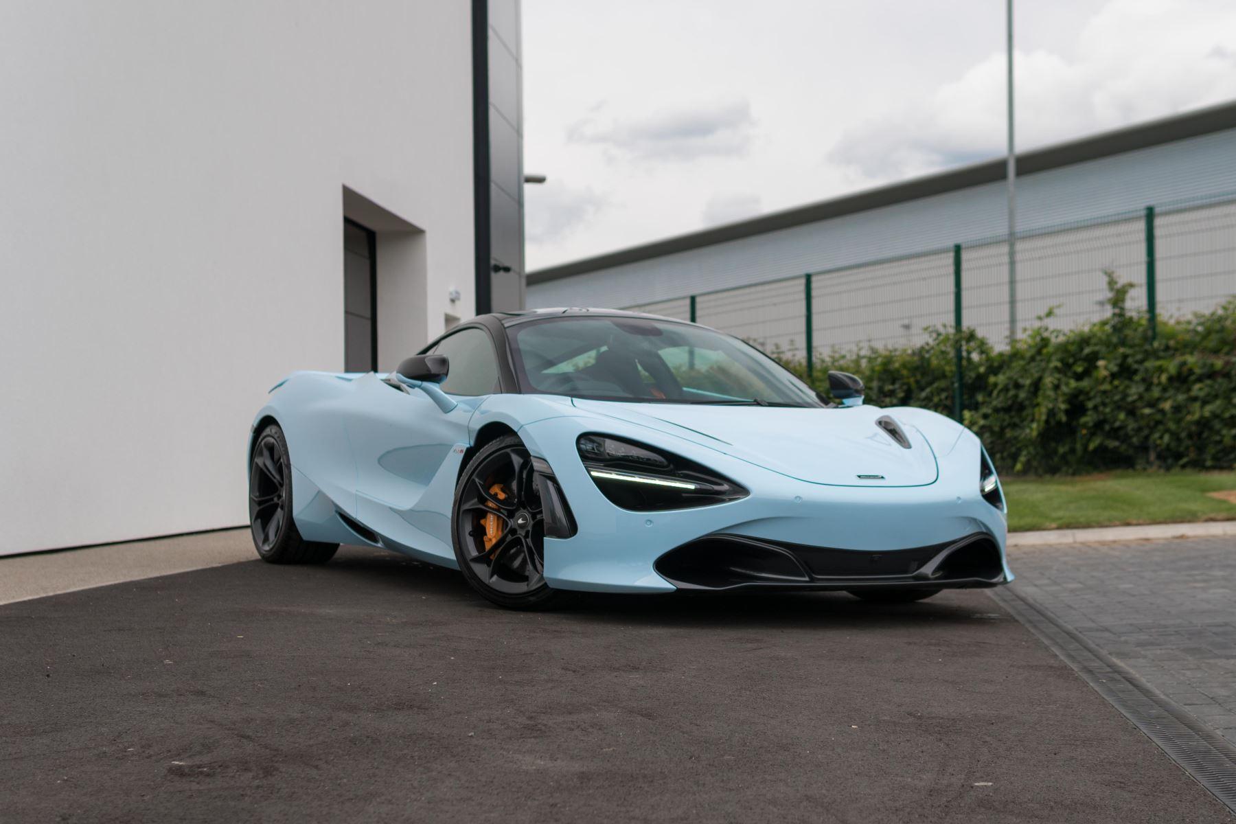 McLaren 720S V8 Performance 2dr SSG Auto Coupe image 15