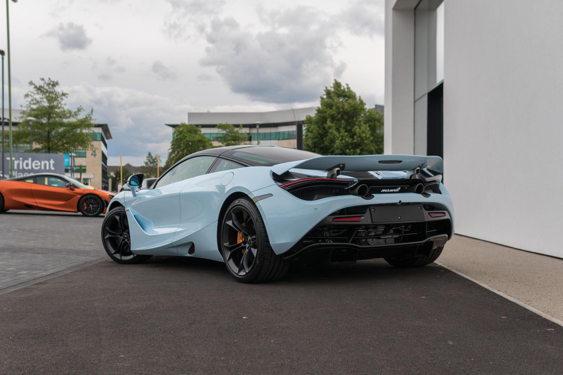 McLaren 720S V8 Performance 2dr SSG Auto Coupe image 17