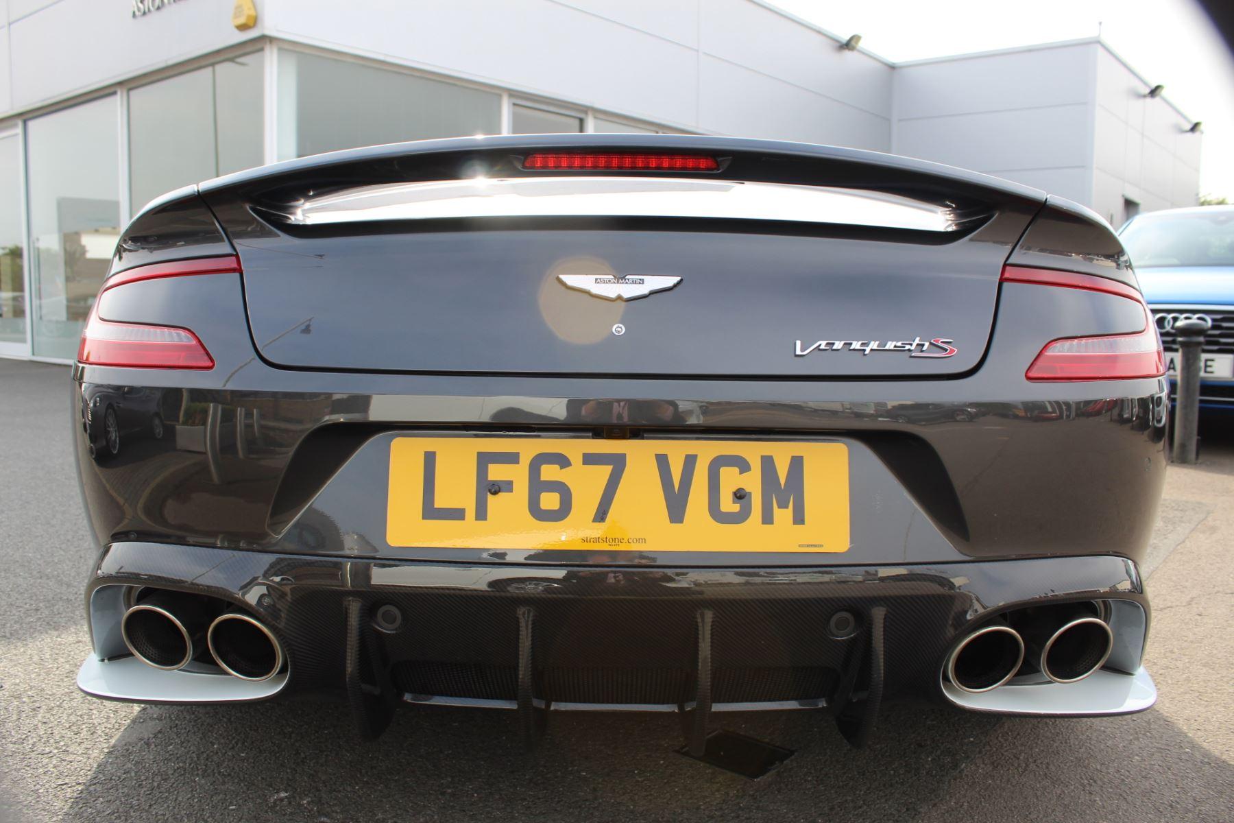 Aston Martin Vanquish S Volante V12 [595] S 2dr Volante Touchtronic image 23