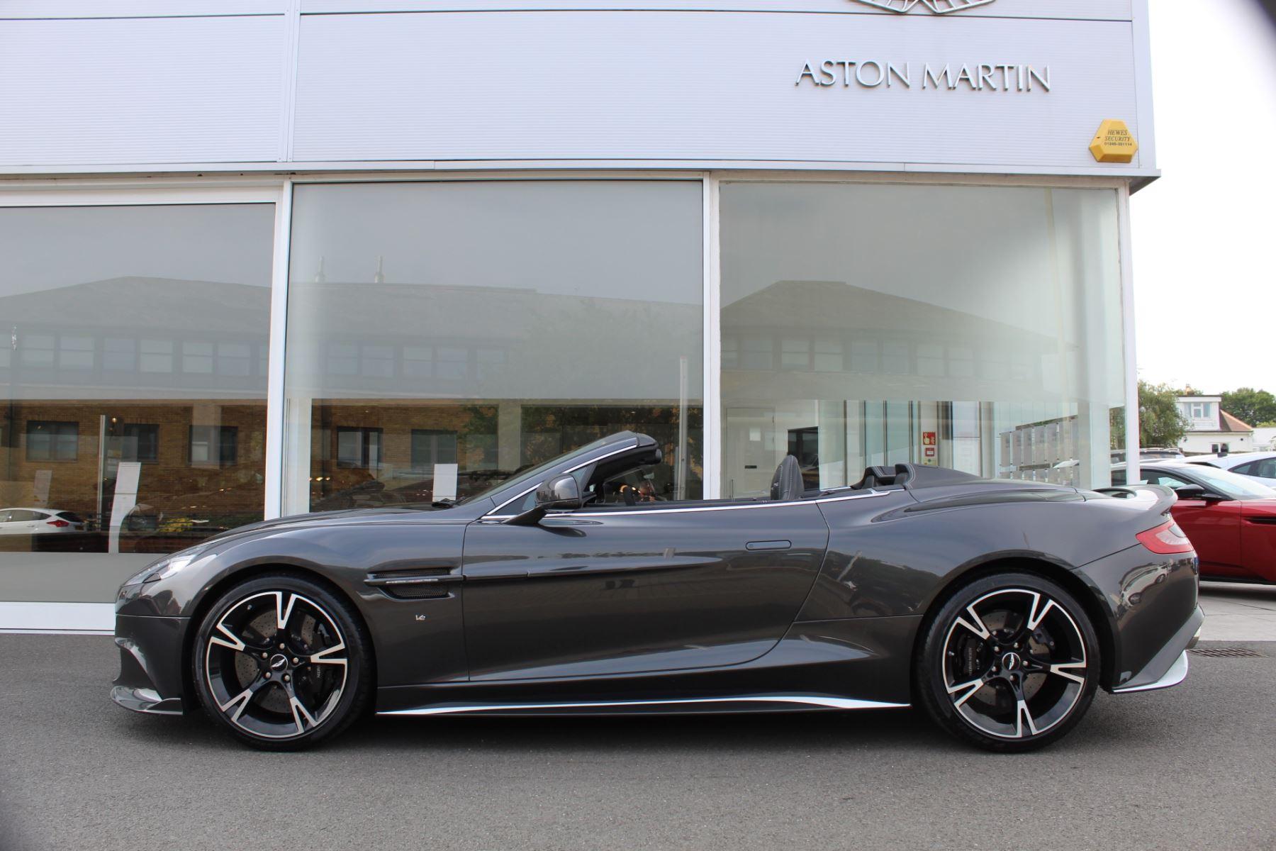 Aston Martin Vanquish S Volante V12 [595] S 2dr Volante Touchtronic image 9