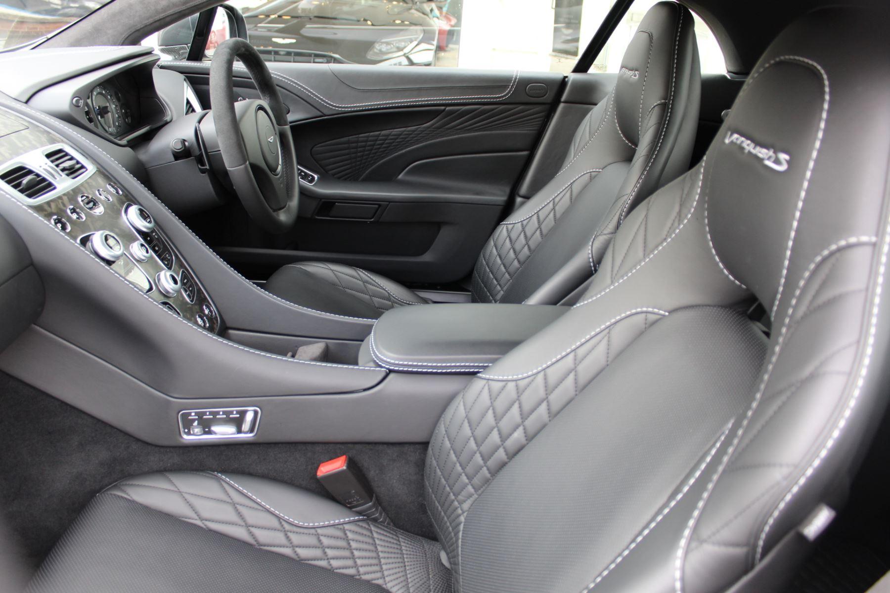 Aston Martin Vanquish S Volante V12 [595] S 2dr Volante Touchtronic image 12