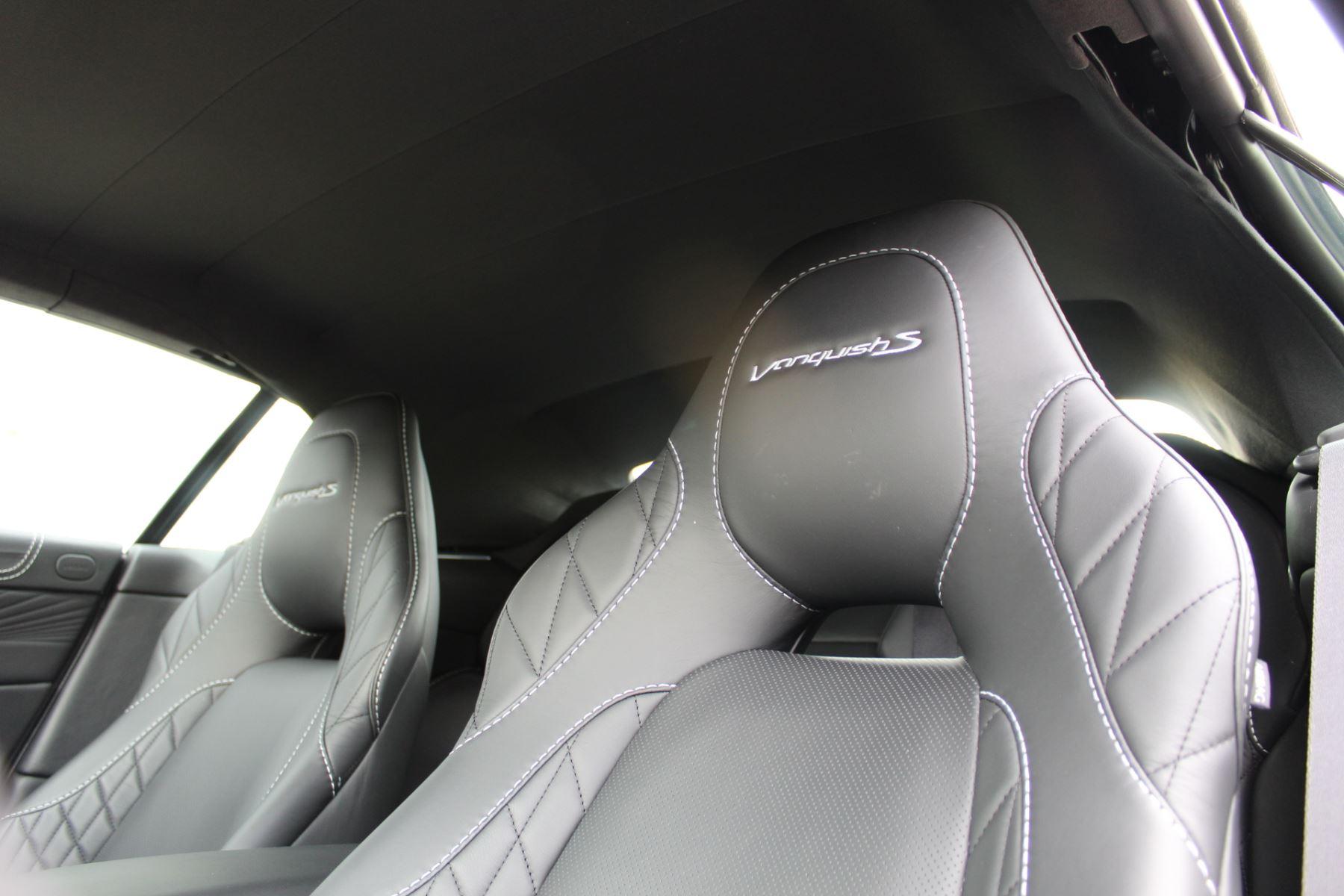 Aston Martin Vanquish S Volante V12 [595] S 2dr Volante Touchtronic image 13