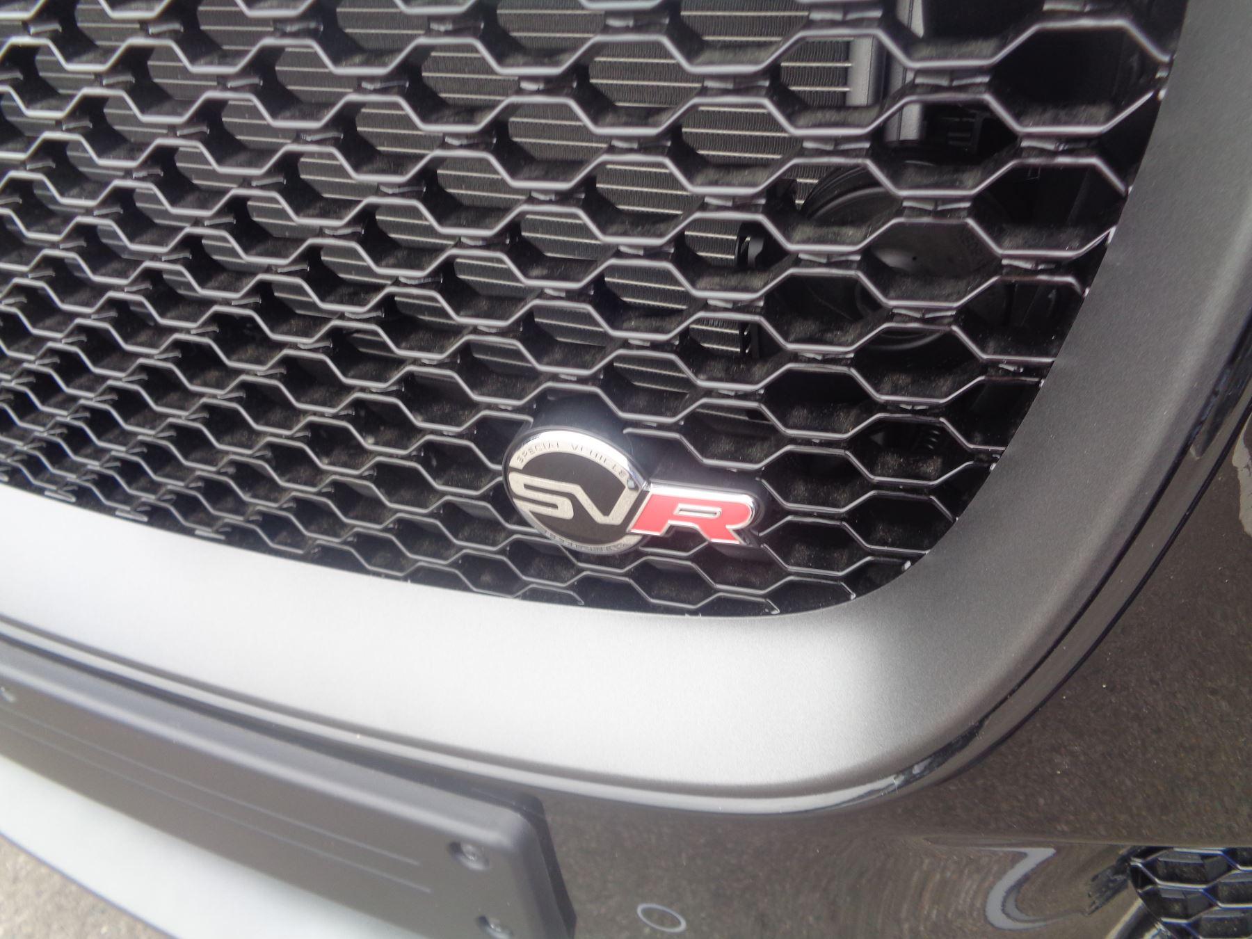 Jaguar F-PACE SVR image 3