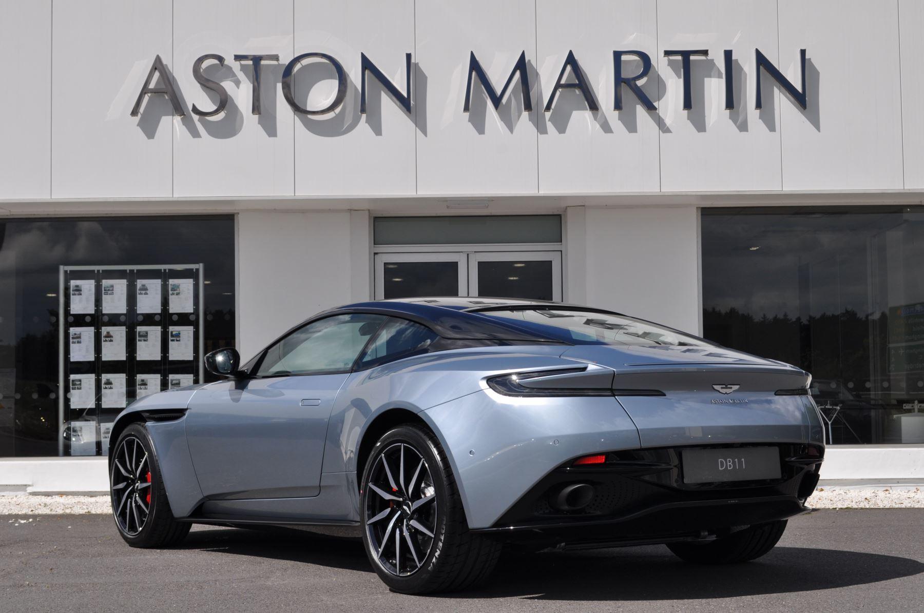 Aston Martin DB11 V8 Touchtronic image 5