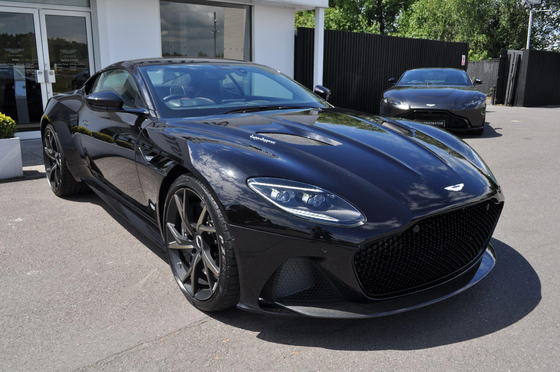 Aston Martin DBS V12 Superleggera Touchtronic image 4