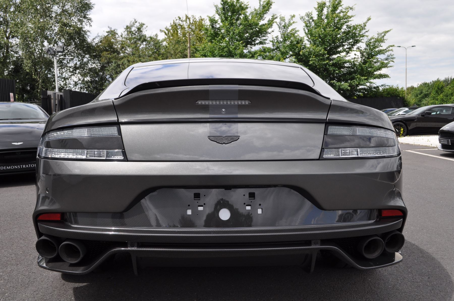 Aston Martin Rapide S Rapide AMR image 7