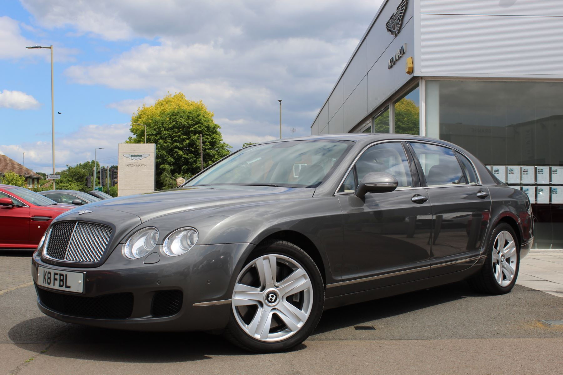 Bentley Continental Flying Spur 6.0 W12 Automatic 4 door Saloon (2012) image