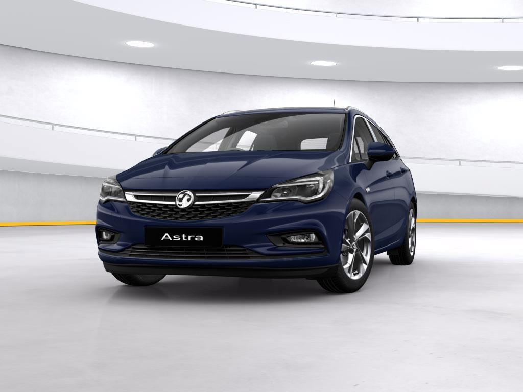 Vauxhall Astra Sports Tourer SRI NAV 1.4i 150PS Turbo S/S auto