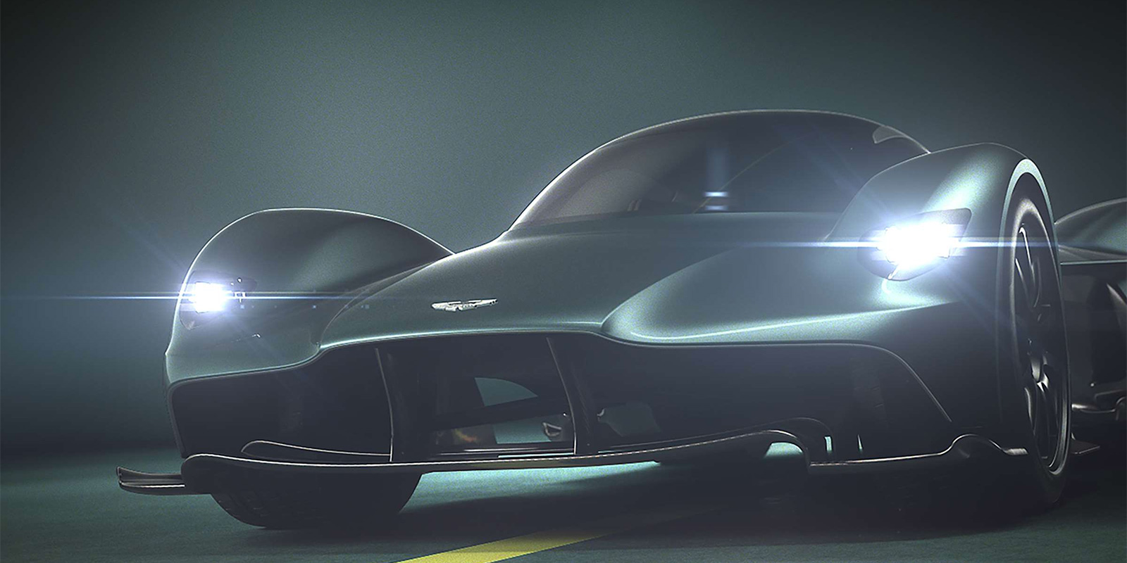 Aston Martin Valkyrie - Otherworldly Performance