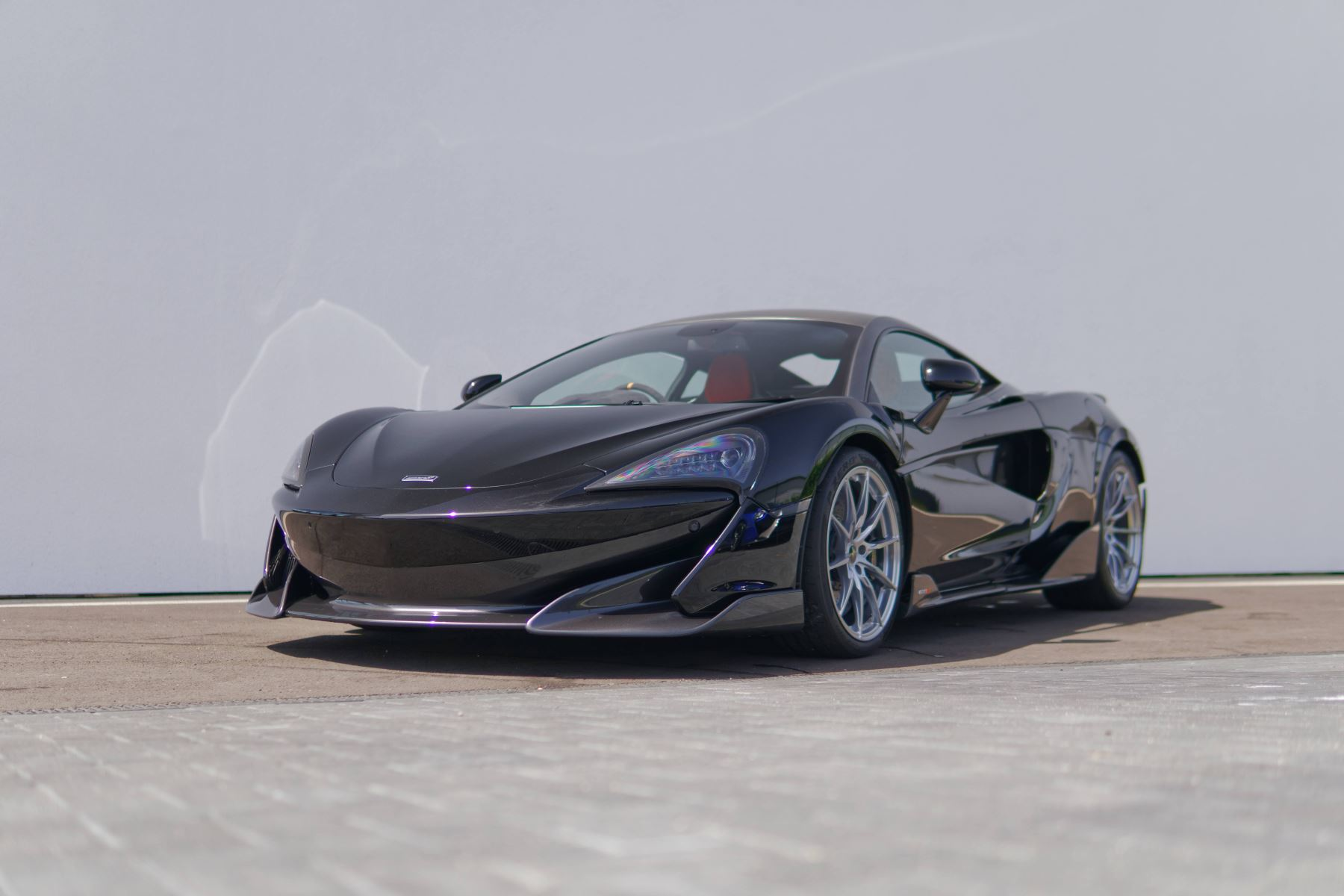 McLaren 600LT Coupe  Semi-Automatic 2 door (2019)