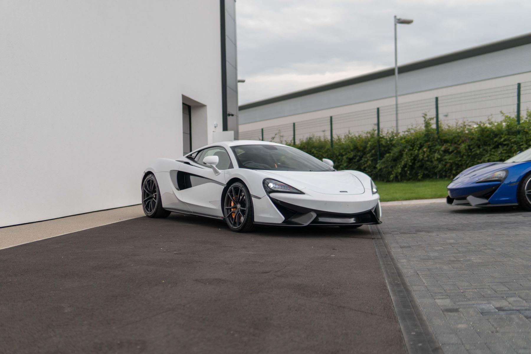 McLaren 570S Coupe V8 2dr SSG Auto Coupe image 5