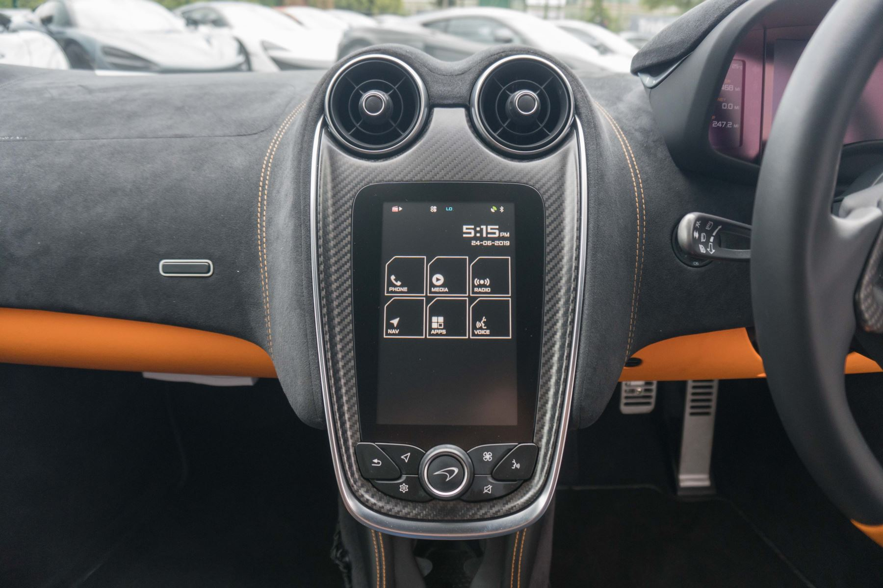 McLaren 570S Coupe V8 2dr SSG Auto Coupe image 23