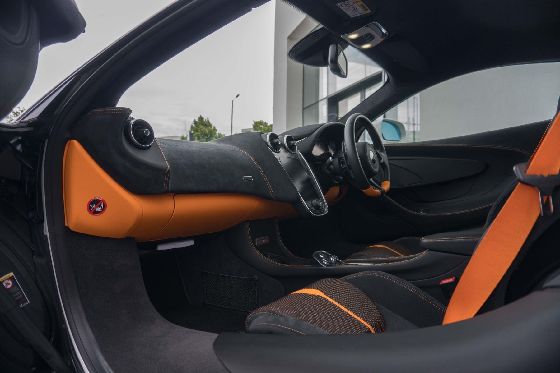 McLaren 570S Coupe V8 2dr SSG Auto Coupe image 43
