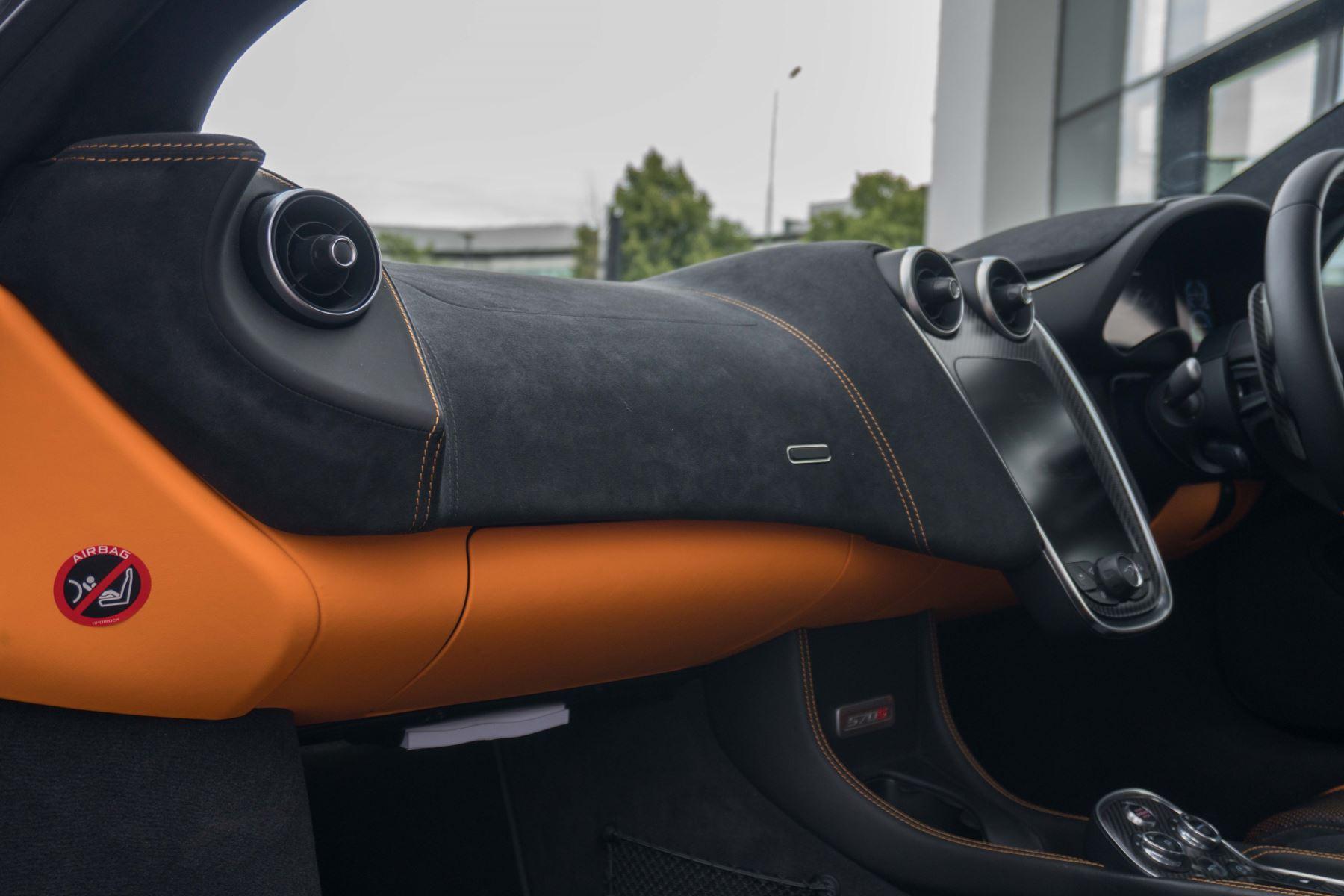 McLaren 570S Coupe V8 2dr SSG Auto Coupe image 46
