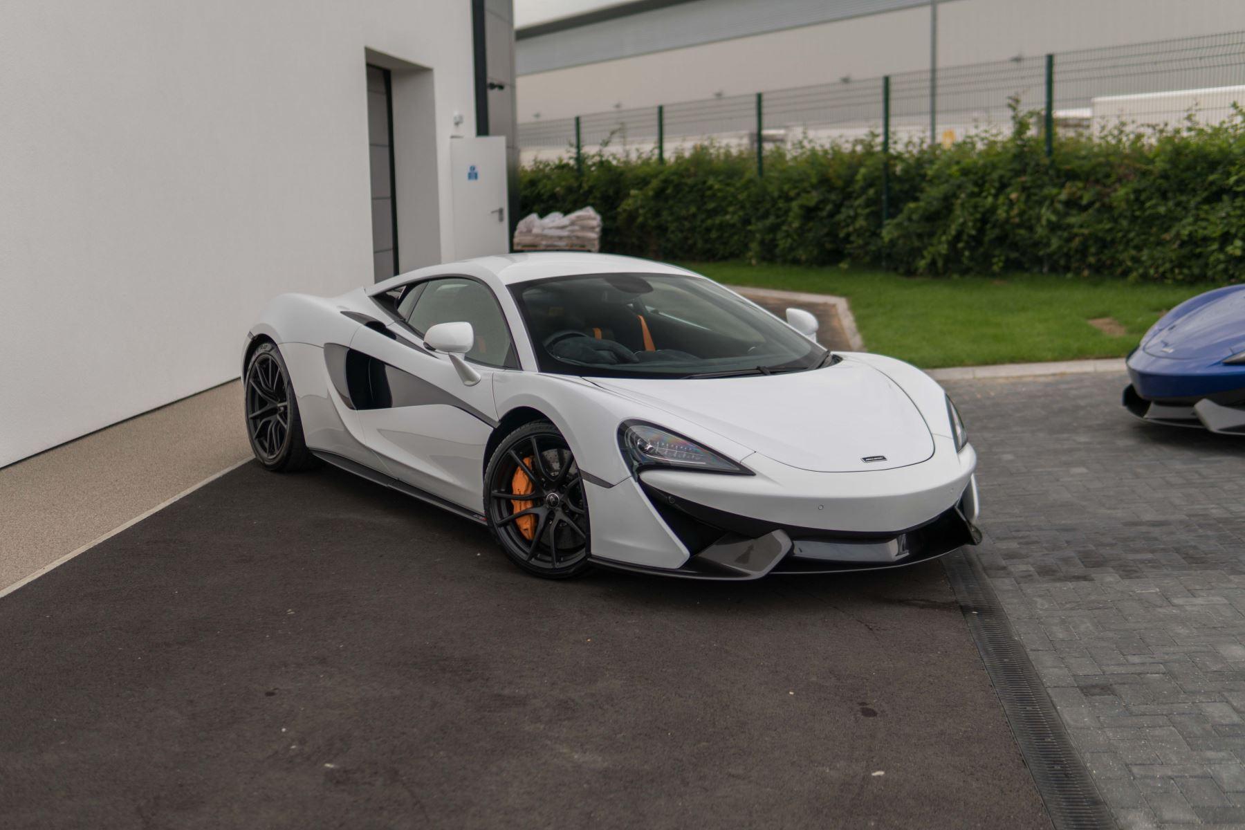 McLaren 570S Coupe V8 2dr SSG Auto Coupe image 48