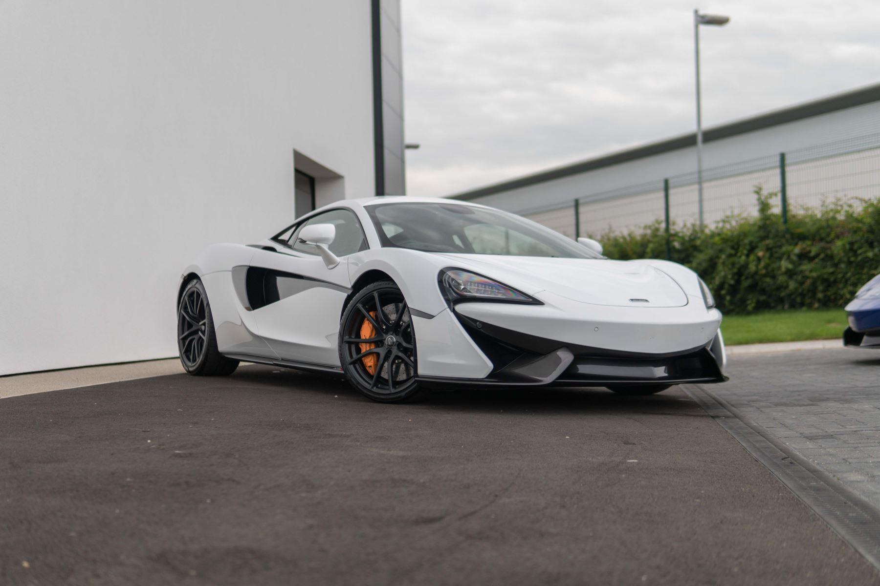 McLaren 570S Coupe V8 2dr SSG Auto Coupe image 49