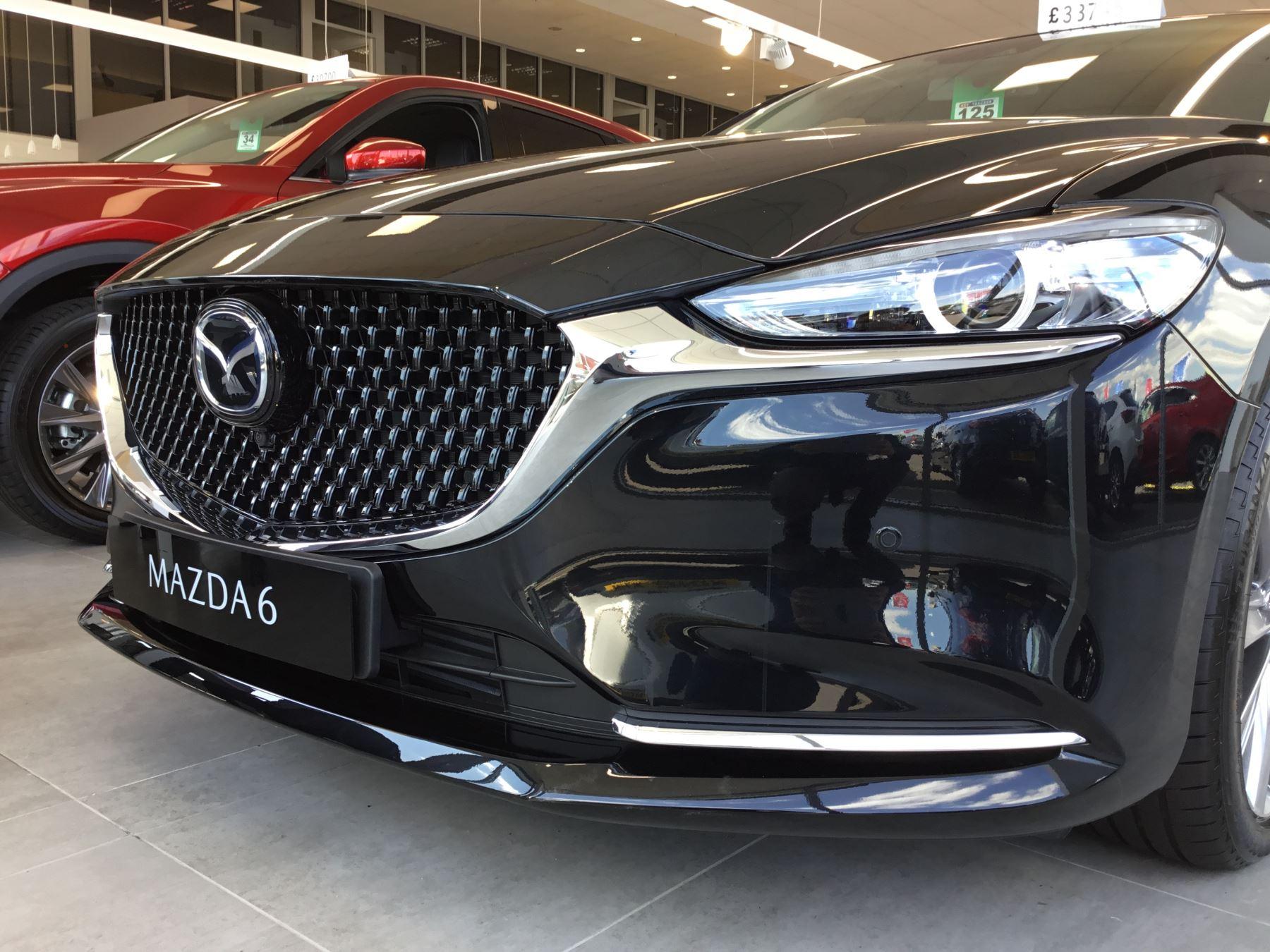 Mazda 6 2.2d [184] Sport Nav+ 5dr WITH MAZDA SAFETY PACK image 3