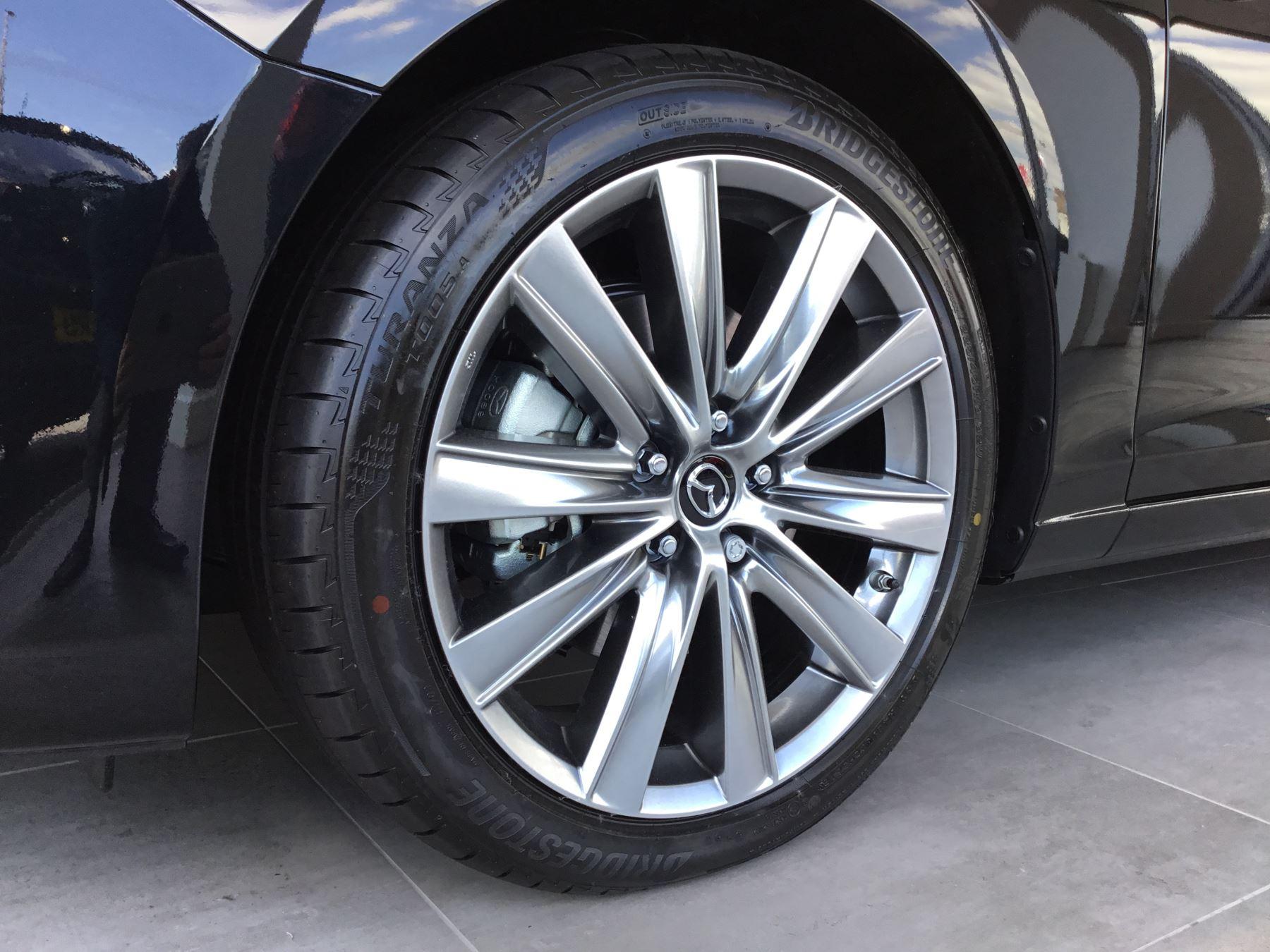 Mazda 6 2.2d [184] Sport Nav+ 5dr WITH MAZDA SAFETY PACK image 4