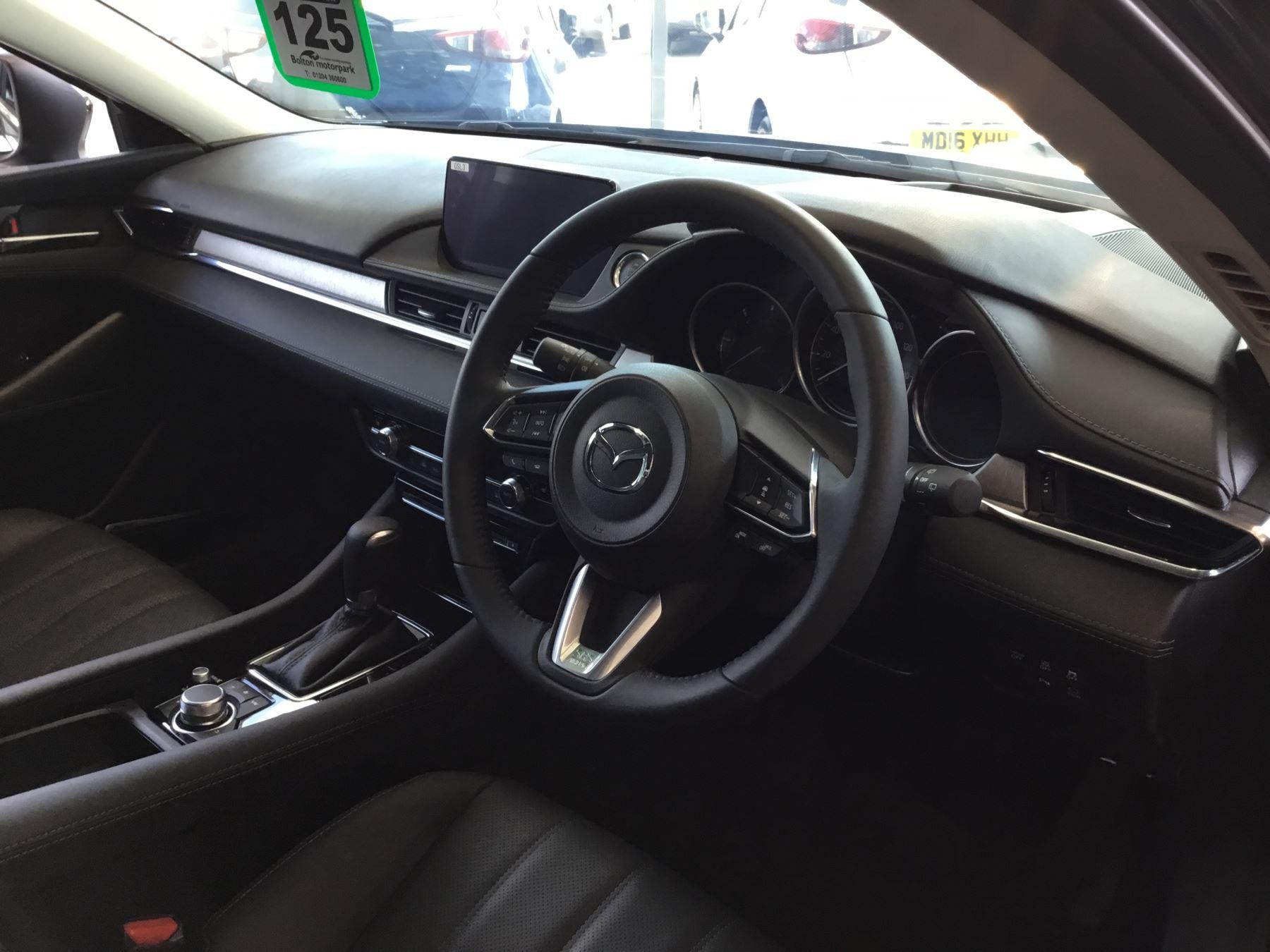 Mazda 6 2.2d [184] Sport Nav+ 5dr WITH MAZDA SAFETY PACK image 10