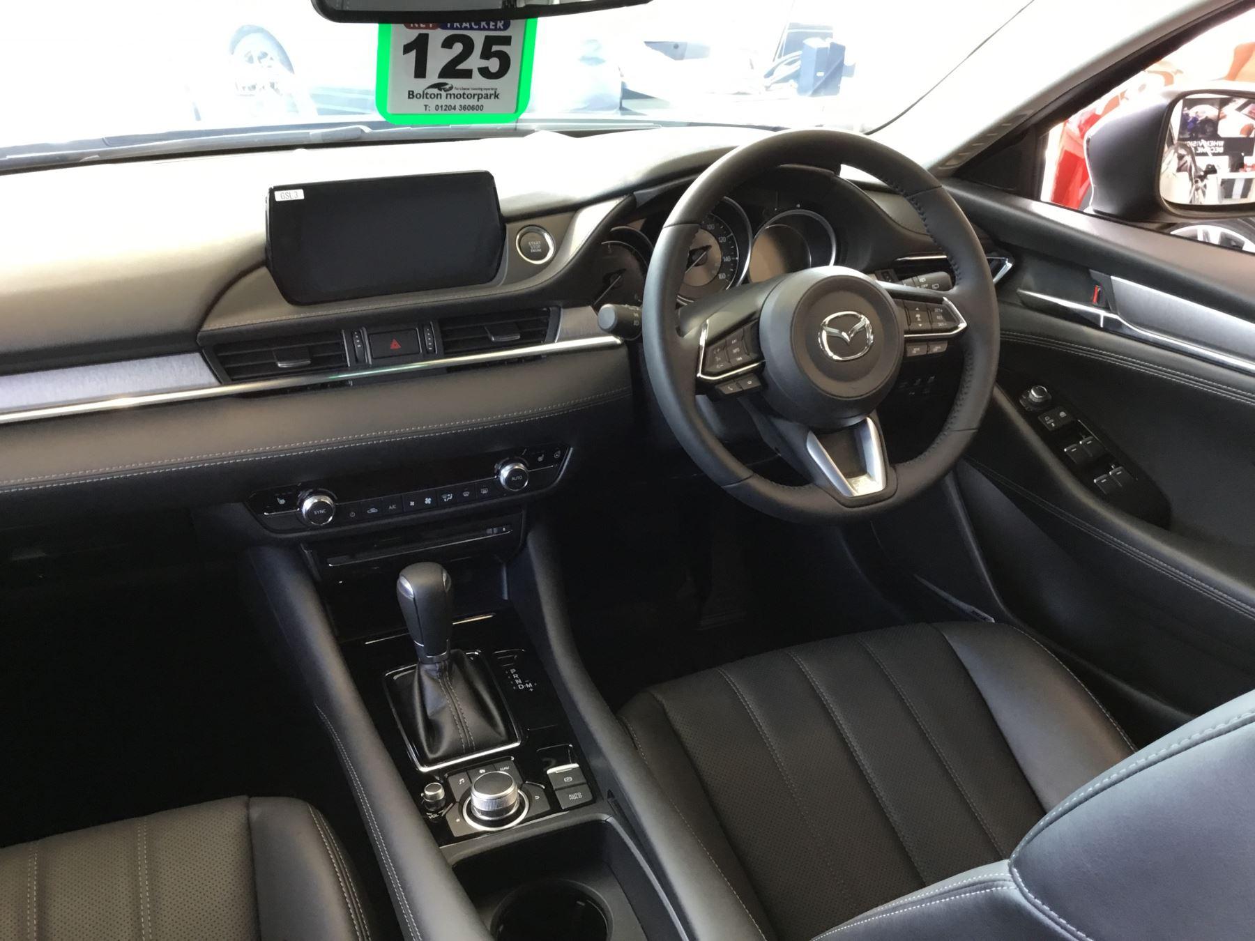 Mazda 6 2.2d [184] Sport Nav+ 5dr WITH MAZDA SAFETY PACK image 11