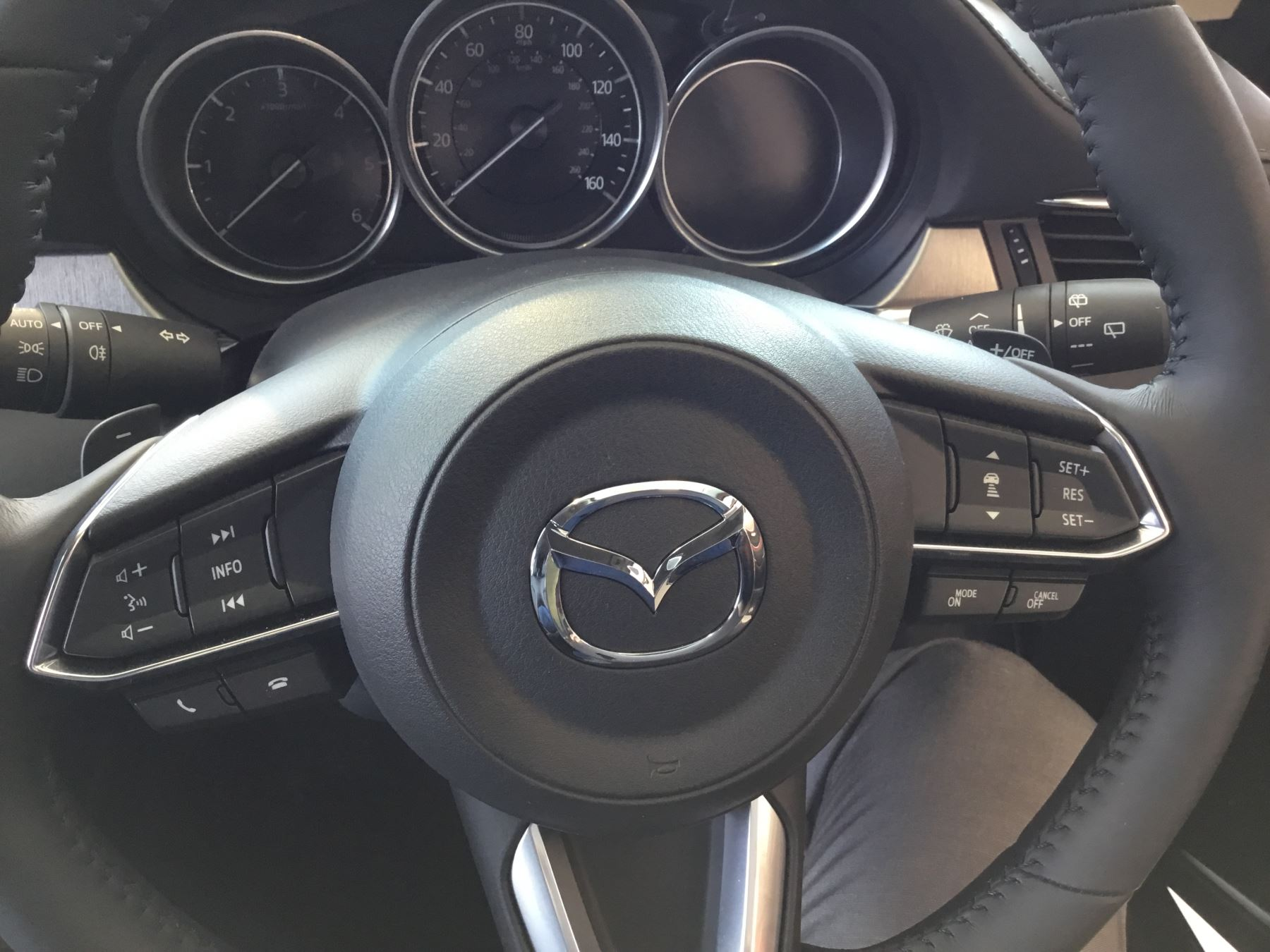 Mazda 6 2.2d [184] Sport Nav+ 5dr WITH MAZDA SAFETY PACK image 17