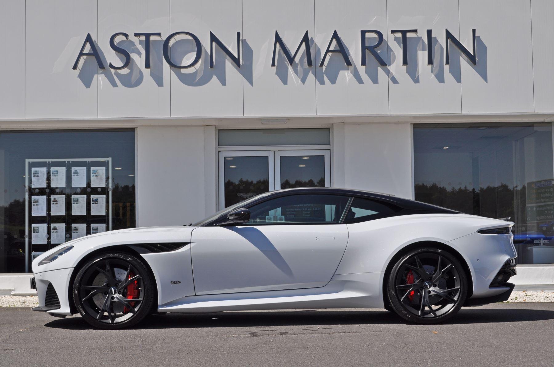 Aston Martin DBS V12 Superleggera 2dr Touchtronic image 8