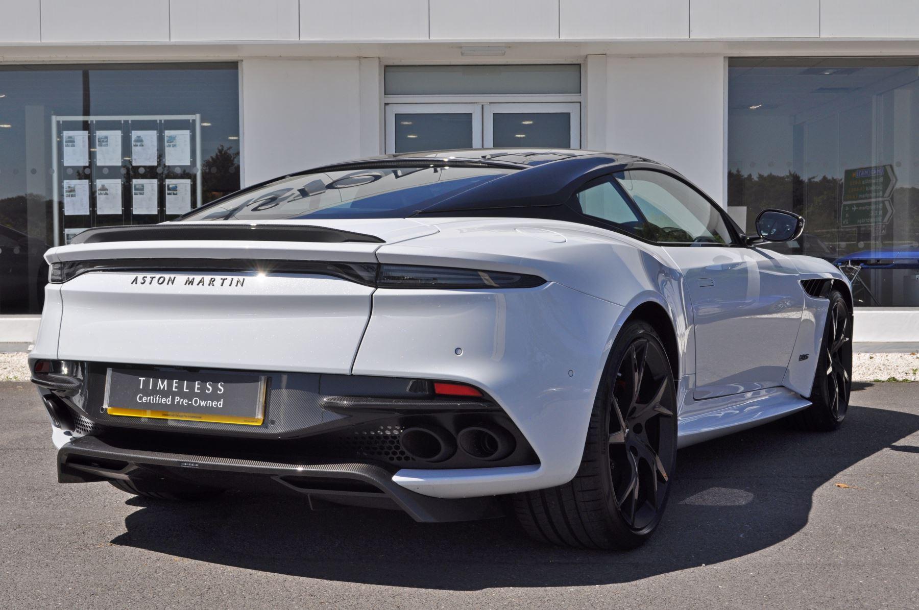 Aston Martin DBS V12 Superleggera 2dr Touchtronic image 16