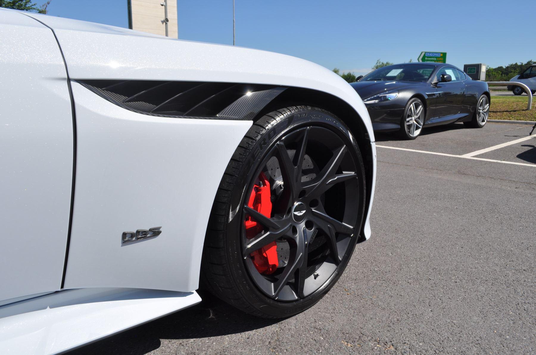 Aston Martin DBS V12 Superleggera 2dr Touchtronic image 41