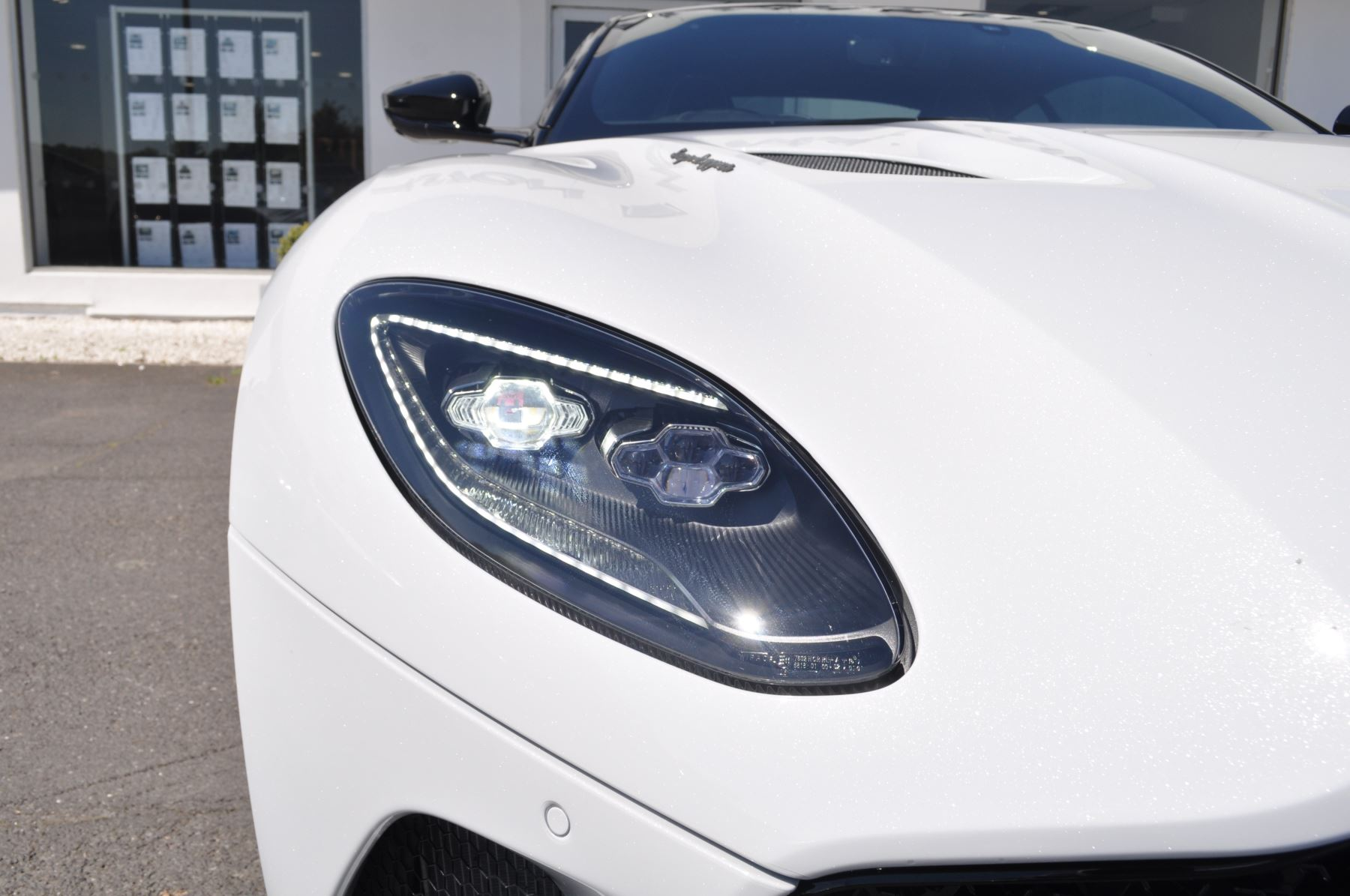 Aston Martin DBS V12 Superleggera 2dr Touchtronic image 48