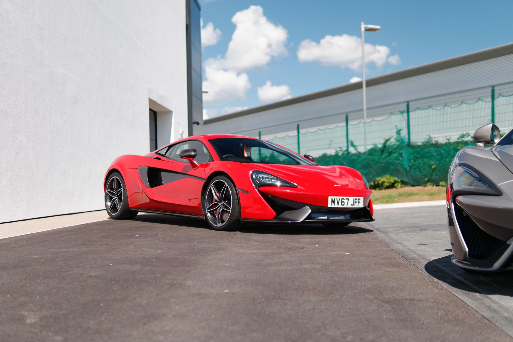 McLaren 570S Coupe Coupe  image 7