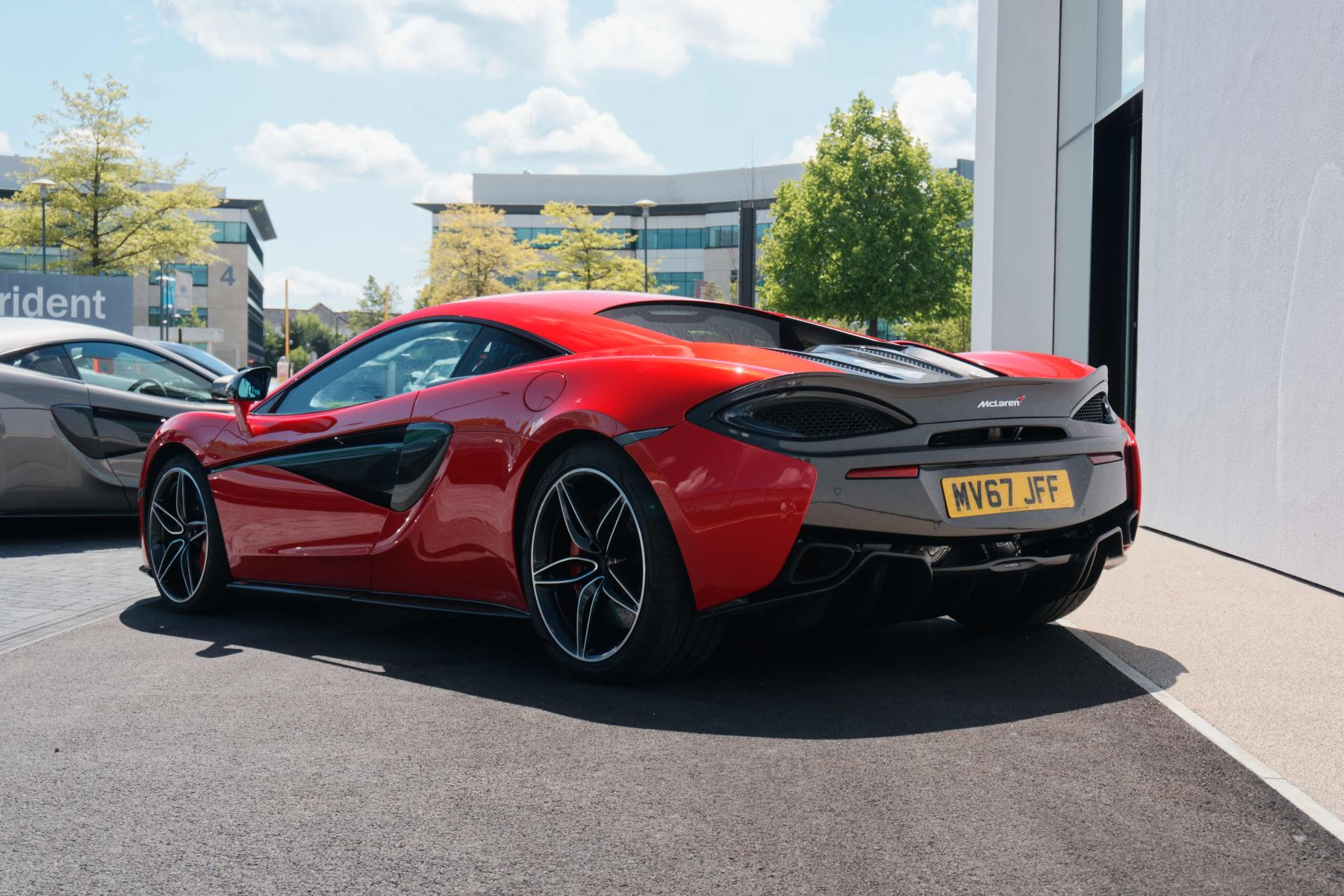 McLaren 570S Coupe Coupe  image 4