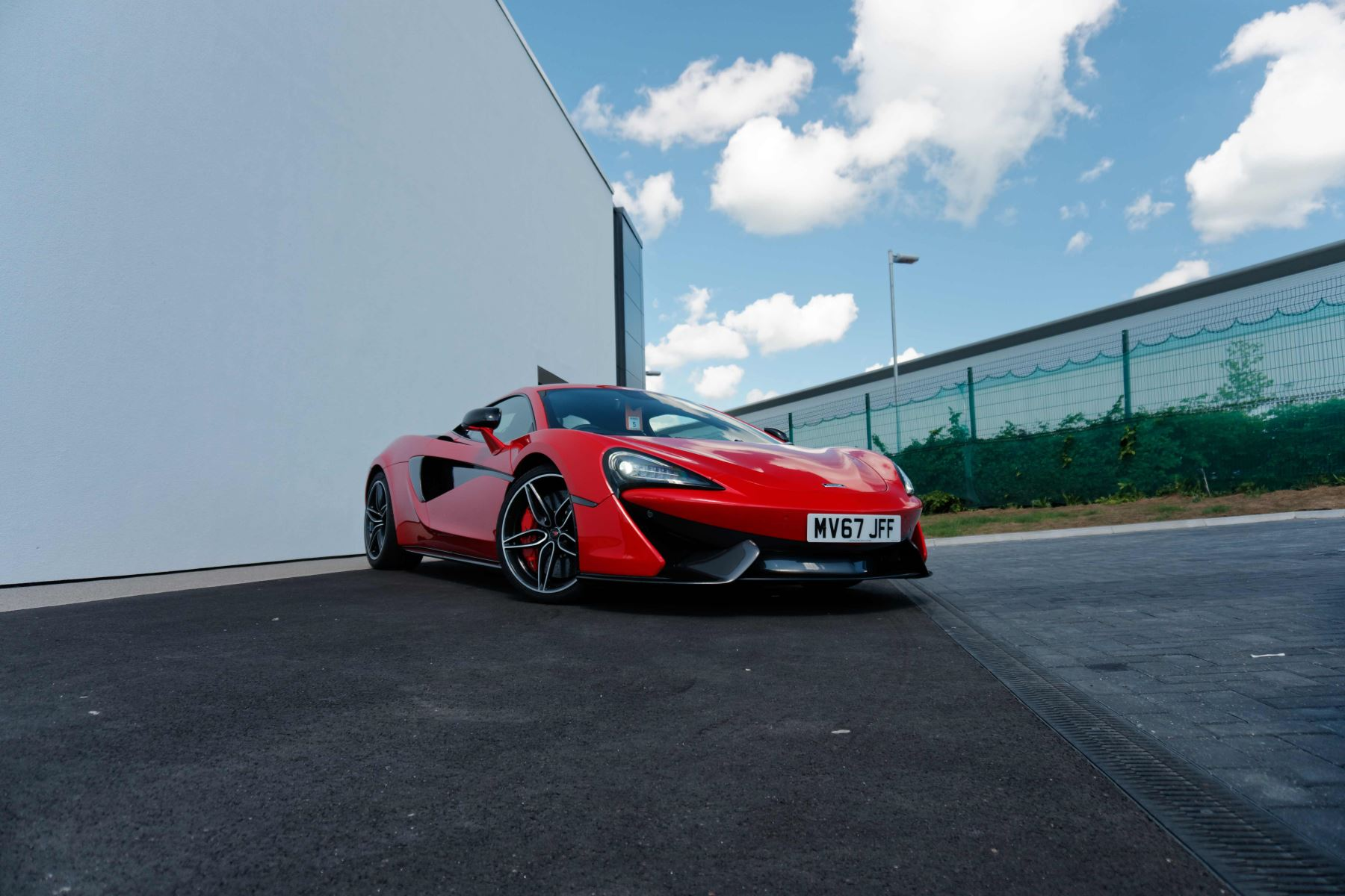 McLaren 570S Coupe Coupe  image 22