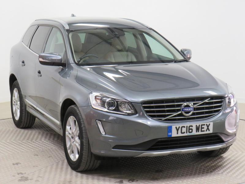 Volvo XC60 D5 SE Lux Nav AWD Auto With  Winter Pack, Rear Park Assist &  Sensus Navigation 2 4 Diesel Automatic 5 door Estate (2016) available from