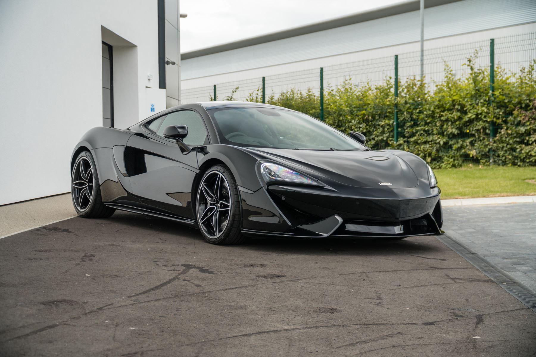 McLaren 570GT V8 2dr SSG Auto Coupe 3.8 Automatic (2018) image