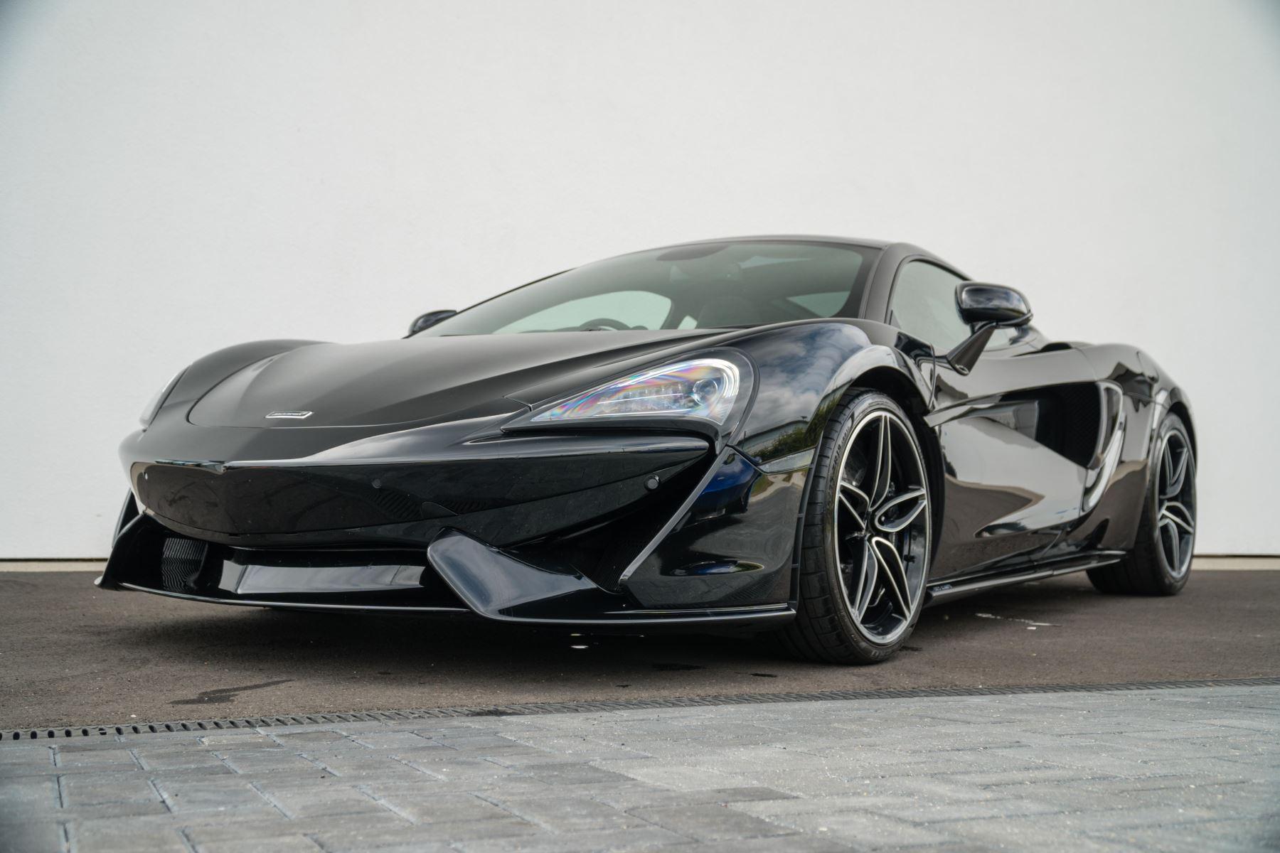 McLaren 570GT V8 2dr SSG Auto Coupe image 13
