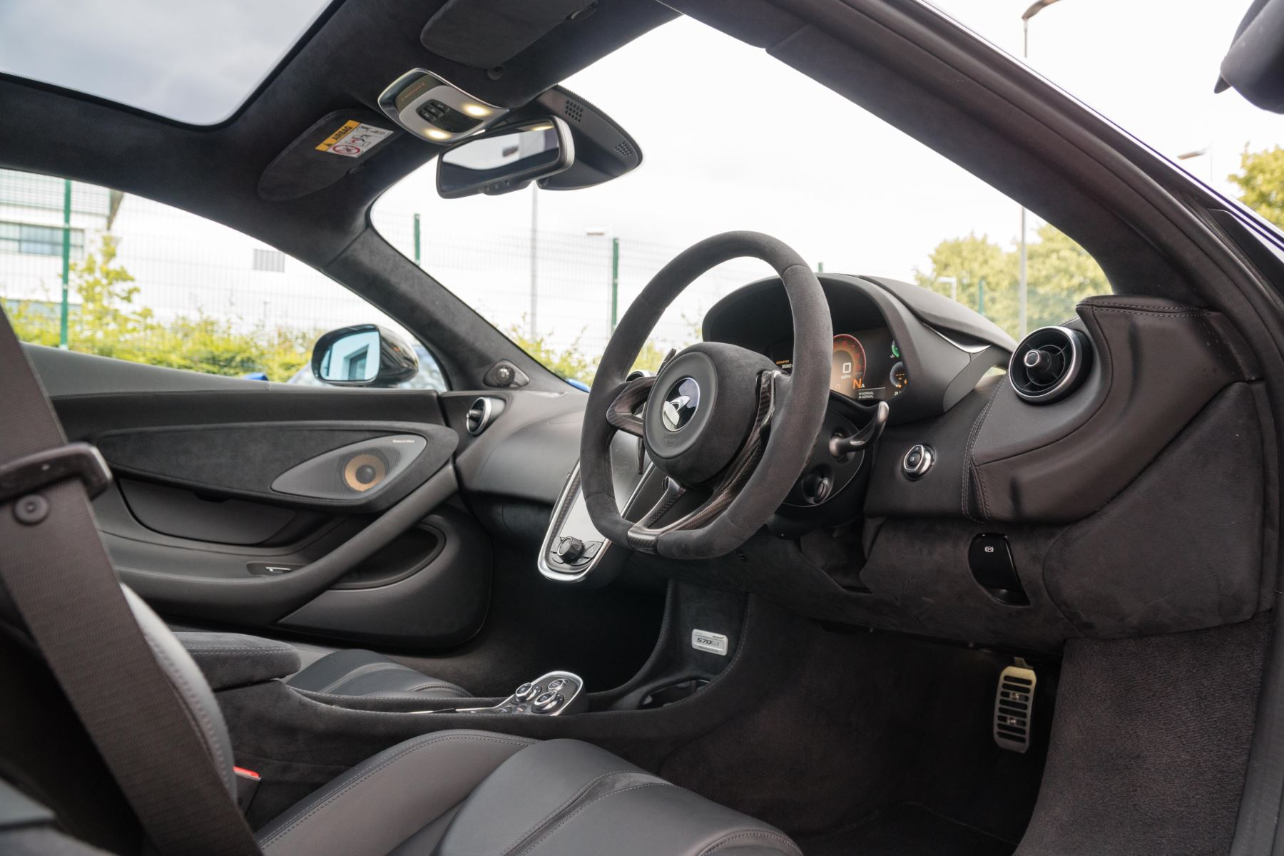 McLaren 570GT V8 2dr SSG Auto Coupe image 15